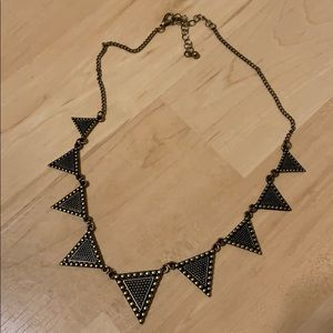 Rust Gold necklace